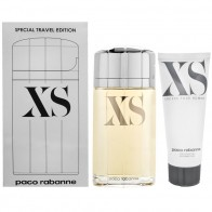 XS Eau de Toilette 100ml + Shower Gel 100ml
