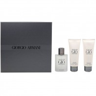 Acqua di Gio Eau de Toilette 50ml + Shower Gel 75ml + After Shave Balsam 75ml