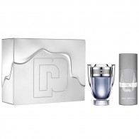 Paco Rabanne Invictus Eau de Toilette 100ml + Deodorant Spray 150ml