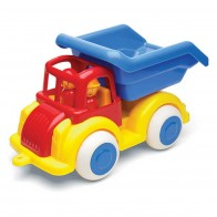 Viking Toys Truck Dumper with Two Figures